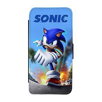 Sonic Samsung Galaxy A72 Portemonnee Hoesje