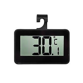 Thermomètre thermomètre réfrigérateur LCD intelligent et facile à utiliser avec aimant réglable Frost Alert Utilisation à domicile
