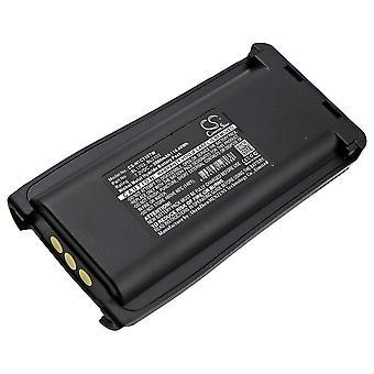 Battery for HYT BL1703 BL2102 BH1801 Hytera Relm TC-700 TC-780 RPU7500 RPV7500