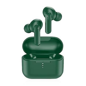 QCY T10 سماعات الأذن اللاسلكية الحقيقية BT سماعات