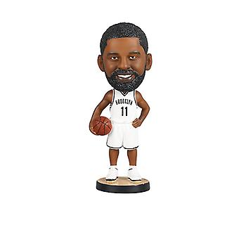 Brooklyn Nets Kyrie Irving Bobblehead Action Figure Statue Basketball Doll