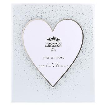 Heart & Silver Frame 8X10 Tekijä Lesser & Pavey