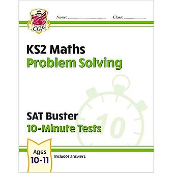 New KS2 Maths SAT Buster 10-Minute Tests - Problem Solving (for the 2020 tests)