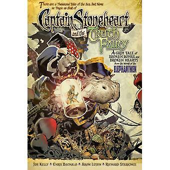 Captain Stoneheart And The Truth Fairy de Joe Kelly