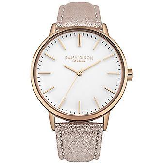 Daisy Dixon Analog Classic Quartz Wristwatch DD061CRG
