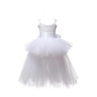 Halloween kostuum tutu jurk tule v-hals feestjurken - FRG