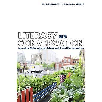 Läs- och skrivkunnighet som samtal av David A. JoliffeDavid A. Goldblatt