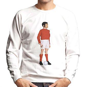 Action Man Footballer Men's Sweatshirt