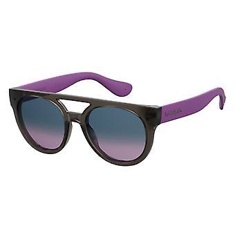 Unisex Sunglasses Havaianas BUZIOS-ZLP-53 Grey (ø 53 mm)