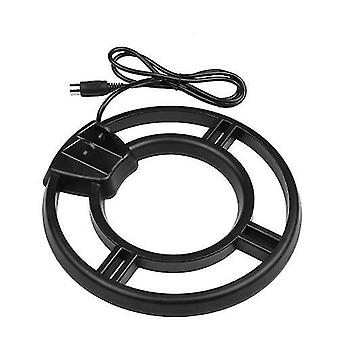 K9.7-inch Search Coil Waterproof Round Submersible Searching Coil Gold Nugget Search Coil Compatible