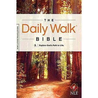 Daily Walk Bible-NLT - Explore God's Path to Life by John W Hoover - P