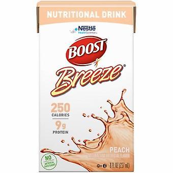 Nestlé Healthcare Nutrition Boost Breeze Peach Supplément Oral, 1 chacun