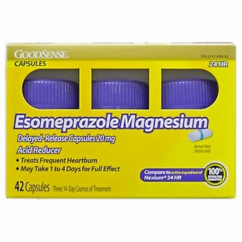 Good Sense Esomeprazole Magnesium, 20mg, 42 Caps