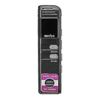 Mrobo M66 8GB HD Förlustfri röststyrning röstinspelare Penna