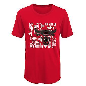 Outerstuff NBA Kids Shirt - Chicago Bulls red