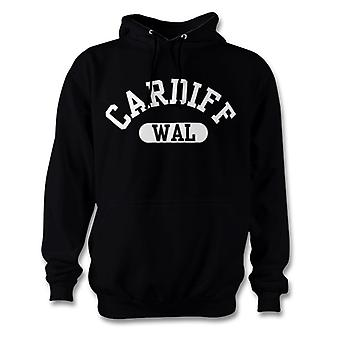 Cardiff City in England Kinder Hoodie