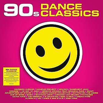 Various - 90s Dance Classics Vinyl
