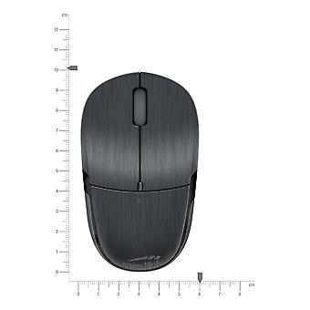 Jixster Bluetooth 3.0 1400dpi Optique Trois Boutons PC Souris
