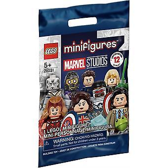 LEGO 71031 Marvel Studios Minifigurka Losowy zestaw 1 minifigurki