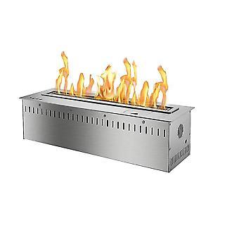 Co2 Shake-off Sensor Smart Bio Ethanol Fireplace With Remote Control