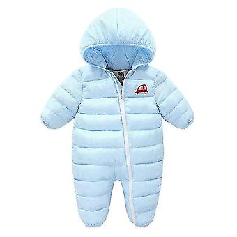 Vestiti bambino Neonato Inverno Spessi Rompers Infant Long Sleeve Costume Coat