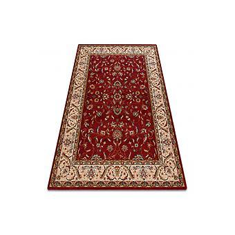 Wool rug OMEGA ARIES ruby
