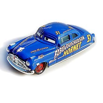 Firewood fuel cars champion version doctor hudson hornet simulation alloy children's toy racing car model