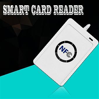 Nfc Acr122u Rfid érintés nélküli intelligens olvasó & író / usb + 5x Ic kártya