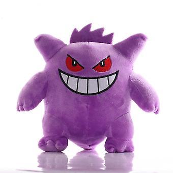 25 Cm Takara Tomy Pokemon Geng Gui Peluche Toy