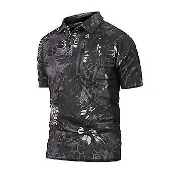 Quick Dry Tactical T-shirt Hommes