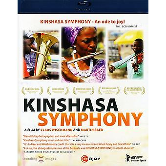 L.V. Beethoven - Kinshasa Symphony [BLU-RAY] USA import