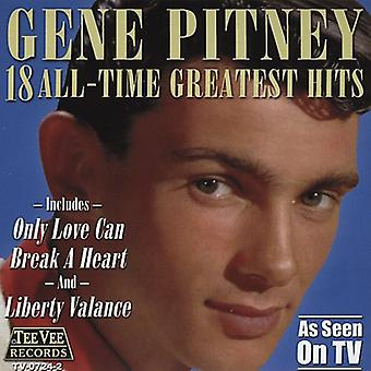Gene Pitney - 18 All Time Greatest Hits [CD] USA import