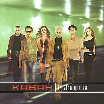 Kabah - La Vida Que Va [CD] USA import