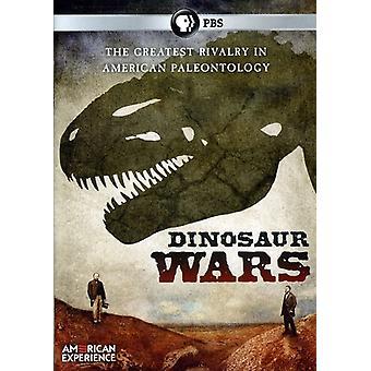 Esperienza americana: Dinosaur Wars [DVD] Stati Uniti importare