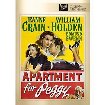 Apartamento para Peggy [DVD] USA importar
