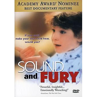 Sound & Fury [DVD] USA import