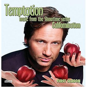 Various Artists - Temptation: Music From the Showtime Series Califor [CD] USA import