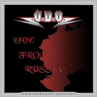 U.d.o. - Live From Russia (Anniversary Edition [CD] USA import