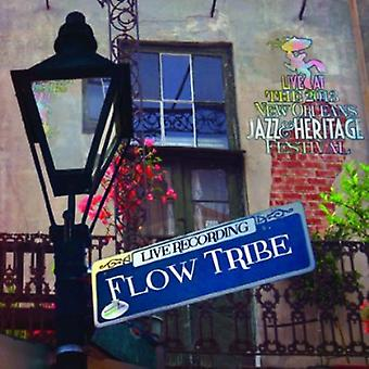 Flow Tribe - Live at Jazzfest 2013 [CD] USA import