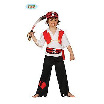 Pirate drakt sjørøver bekostning pirat barn drakt