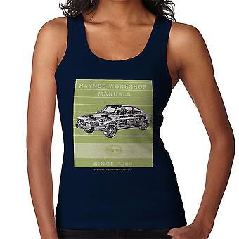 Haynes Workshop Manual 0303 Skoda 110R Stripe Women's Vest