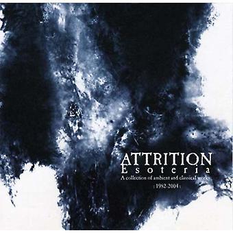 Attrition - Esoteria [CD] USA import