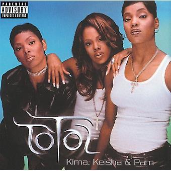 Total - Kima Keisha & Pam [CD] USA import