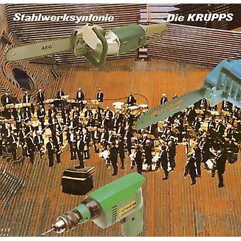 Krupps - Stahlwerksynfonie [ビニール] USA 輸入を死ぬ