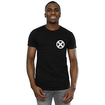 مارفل الرجال & apos;s X-الرجال الصدر شعار تي شيرت