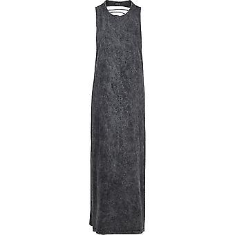 Urban classics ladies - random WASH back cut Beach dress