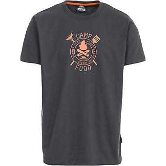 Hausfriedensbruch Mens Adder Kurzarm Casual Sports T-Shirt mit Print