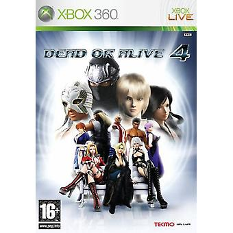 Dead or Alive 4 (Xbox 360)-ny