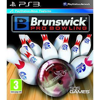 Brunswick Pro Bowling-Move compatibel (PS3)-nieuw