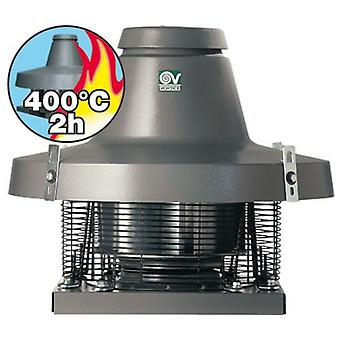 TRM ED 230 V dach fan dymów poziome tłoczenia do 5800 m³/h IP55